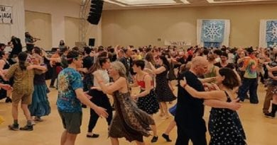 Southern Maryland Traditional Music and Dance to hold Contra Dance in February