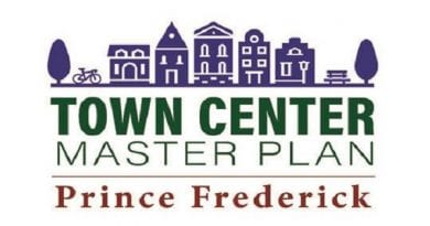 Prince Frederick Town Center Master Plan Public Meeting set for Jan. 30, 2020