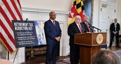 Hogan proposes $1 Billion+ tax relief plan for Maryland retirees
