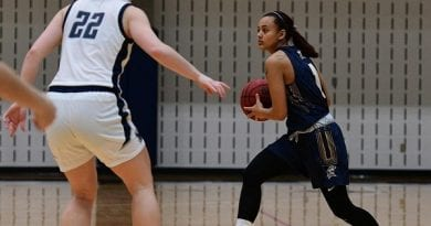 Women's Basketball Falls to Salisbury University