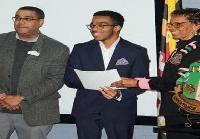 CSM Student Micah Kay Wins AKA Sorority's MLK Day of Service Essay Contest