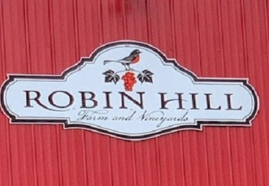 Sip and Bite Encounters with Lynne O'Meara: Robin Hill Farms and Vineyards