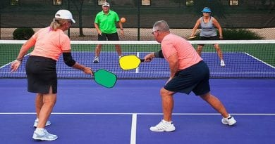 Spring Fling Pickleball Tournament set for Leonard Hall Rec Center in April