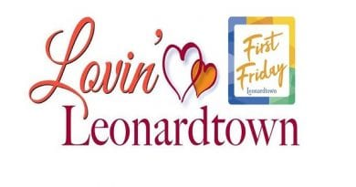 "Leonardtown Business Association presents ""Loving' Leonardtown"" for a special First Friday"