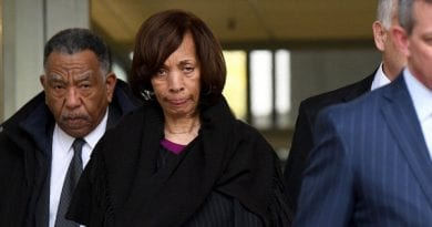 """Former Baltimore Mayor Catherine Pugh Sentenced to Three Years in """"Healthy Holly"""" scandal"""