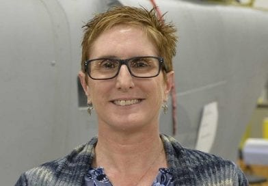 Navy civilian named Naval Test Wing Atlantic's maintenance officer of the year