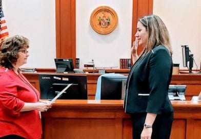 Sarah Proctor joins the St. Mary's County State's Attorney's Office as Chief of the Special Victims Unit (SVU)