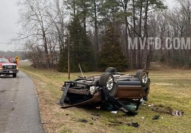 ROAD RE-OPENED: Major crash closes portion of Point Lookout Road in Helen