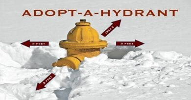 MetCom Announces New Adopt- A- Hydrant Program