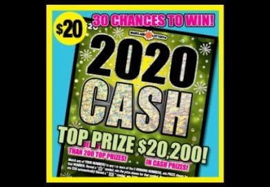Mechanicsville woman's impromptu stop lands her a $20K scratch-off win