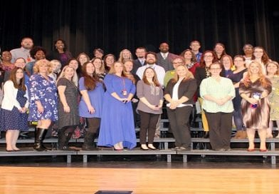 CCPS honors teacher of the year nominees, finalists