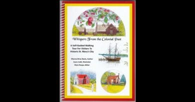 Local Authors Ellynne Davis and Joyce Judd to Hold Book Signing of new book Whispers From the Colonial Past