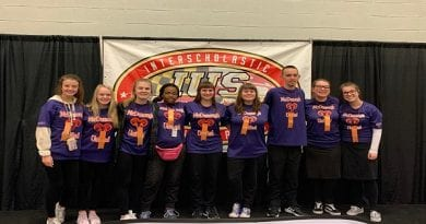 Four CCPS Unified Bocce teams place at state invitational