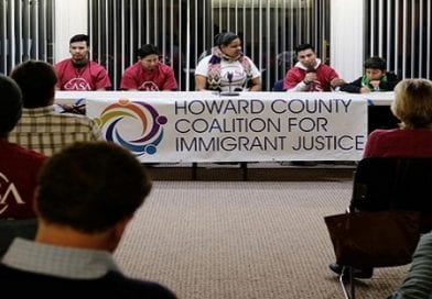 MD Activists Pressure Officials to Break Ties with ICE