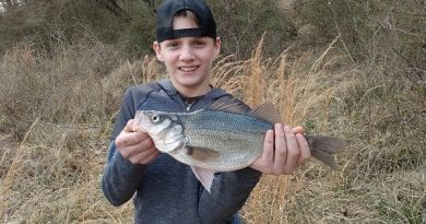 Maryland Fishing Report for Friday, March 27, 2020