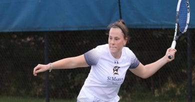 St. Mary's College of Maryland Seahawk Senior Spotlight: Claire Bodine