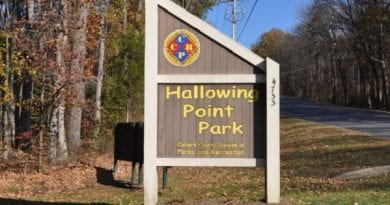 Calvert County Parks Use Restricted; Access Limited to Residents Only