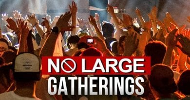 Hughesville man charged with holding a large gathering, violating Governor's Order