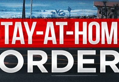 """The State of Maryland on """"Stay at Home Order"""""""