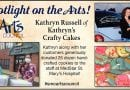 St. Mary's Arts Council Monday Spotlight: Kathryn Russell of Kathryn's Crafty Cakes