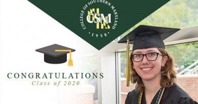 CSM Announces 2020 Spring Commencement Candidates for Graduation