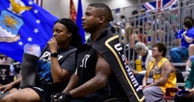 Annual DoD Warrior Games canceled amid COVID concerns