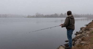 Free Fishing Days Scheduled in June and July