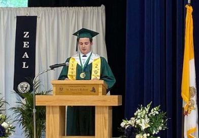 St. Mary's Ryken graduates 161, first class to graduate in new Donnie Willaims Center