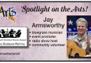 St. Mary's Arts Council Monday Spotlight: Jay Armsworthy