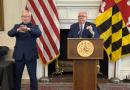 Governor Hogan Announces Maryland's COVID-19 Positivity Rate Drops To 12.4%
