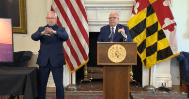 Hogan's Wednesday Press Conference eases some restrictions, updates COVID-19 response