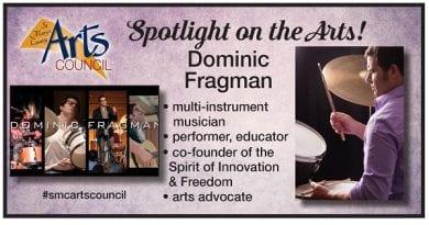 St. Mary's Arts Council's Artist Spotlight: Dominic Fragman