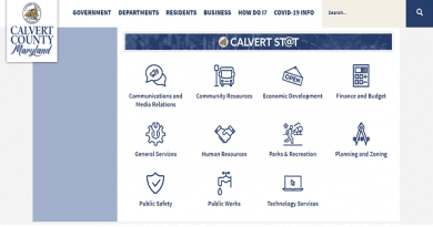 Calvert County Rolls Out Calvert St@t Dashboard