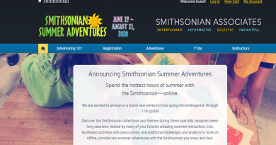 Smithsonian Summer Adventures Offer Live Virtual Learning Experiences for Kids