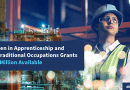 U.S. DOL announces $4.1 Million in funds to support women in Apprenticeships and non-traditional occupations