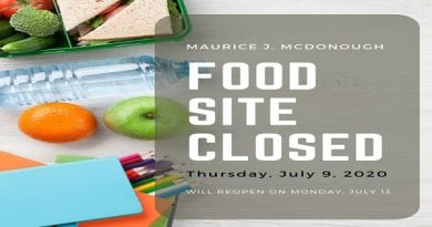 Charles County school food site closes over staff member positive COVID-19 test