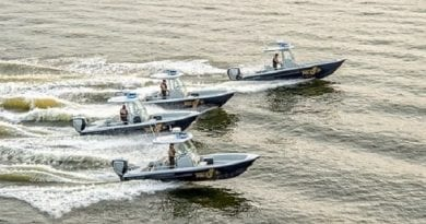 Natural Resources Police Enforcing 'Operation Dry Water'