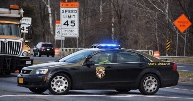 Maryland Awarded Grant to Combat Drug-Impaired Driving
