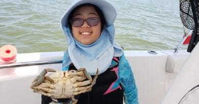 Maryland Fishing Report for July 3, 2020