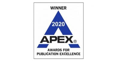 St. Mary's College Director of Publications Lee Capristo Wins 14th Award of Excellence for Writing