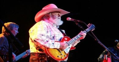 Country Music Legend Charlie Daniels dies from a stroke at 83