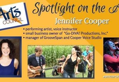St. Mary's Arts Council Monday Artist Spotlight Jennifer Cooper