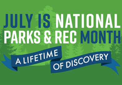 National Parks and Recreation Month is here