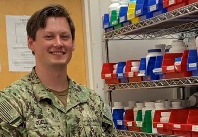 Leonardtown Native on front lines of U.S. Navy Coronavirus fight