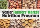 St. Mary's Commissioners Approve Seniors Farmers Market Nutrition Program Grant