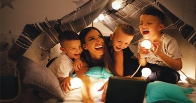 Create a Family-Friendly 'Staycation'