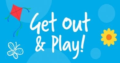 "Have Fun in the Sun During Parks & Recreation ""Get Out and Play"" Summer Programs"