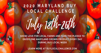 Get Ready for Maryland's Buy Local Week!